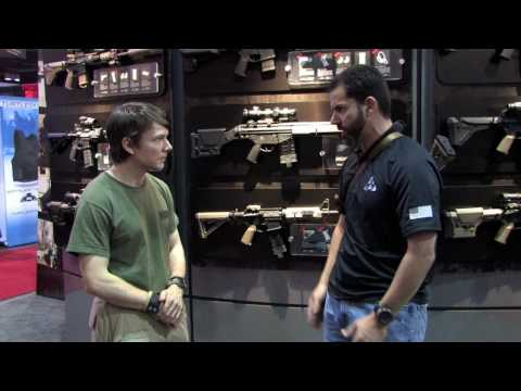 Magpul ShotShow 2009 Part 1