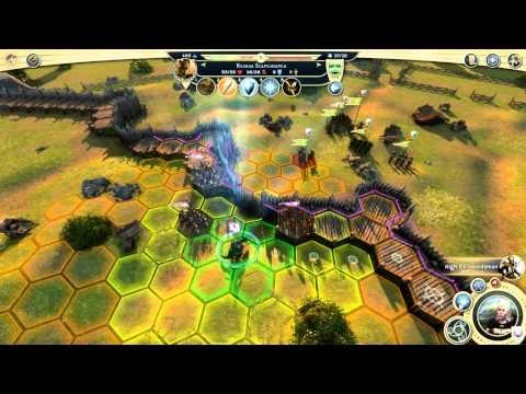 Let's Play! Age Of Wonders 3: Blind run N04