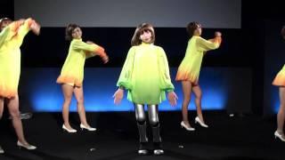 Thumb HRP-4C: La robot humanoide de Japón que canta y baila