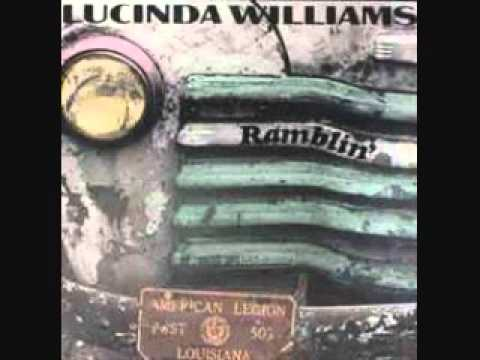 Lucinda Williams - Rambling On My Mind