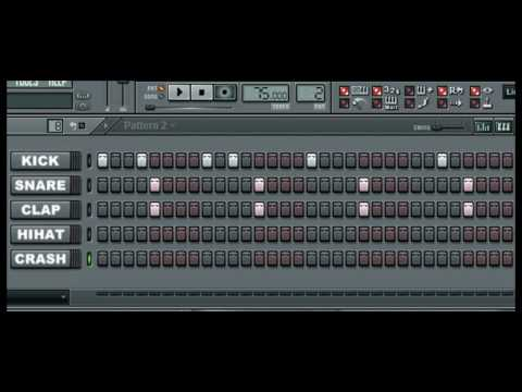 Fl Studio Tutorial: Hip Hop Beat video