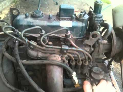 kubota d905 straight exhaust