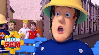 Fireman Sam US Official: Fling-it Flood | Pontypandy