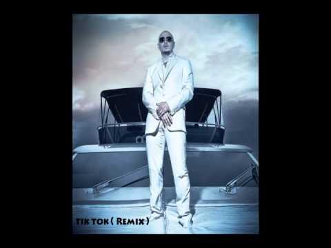 tik tok ( Remix ) - kesha feat pitbull.wmv
