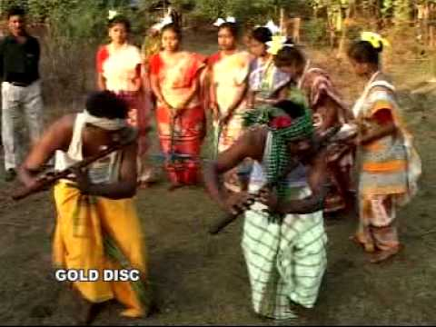 Santali Video Song | Aamdo Jugi | Santali Traditional Hit Song | Gold Disc video