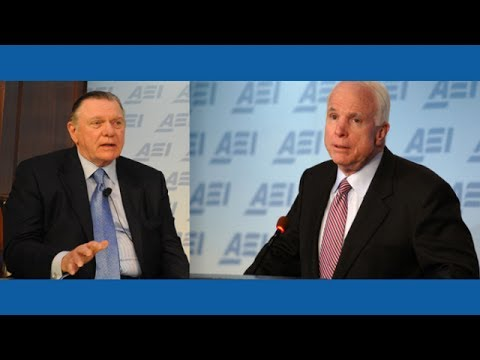 Chaos in Iraq: A conversation with Senator John McCain and General Jack Keane