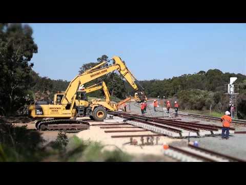 Worsley Track Crossover renewal