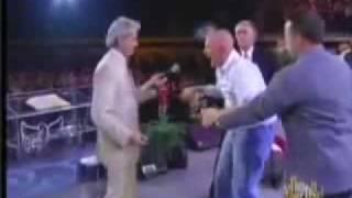 Benny Hinn - A former drug addict got saved