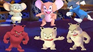 (HD) tom and jerry war of the whiskers -  best funny game for kids - Cartoon Games HD