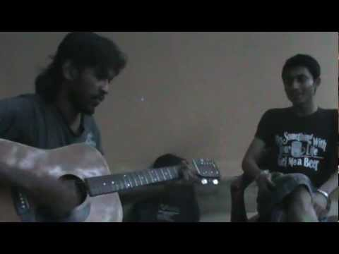 Sau Saal Pehle Mujhe Tumse cover by chayon with gayan ayya in...