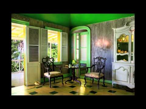 West Indies Home Decor