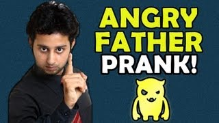 Angry Father Prank Call - OwnagePranks