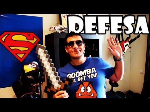 Espada de Minecraft - Prote ção contra Creepers Zumbis XD