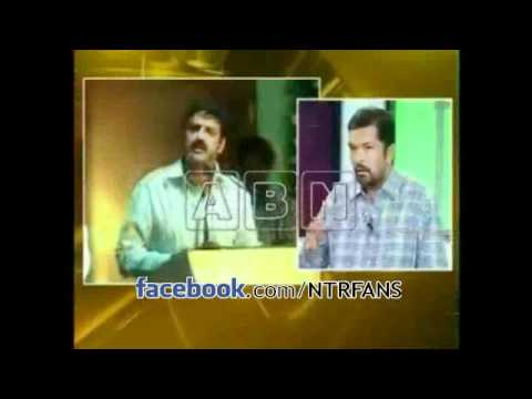 Posani About Ntr N Mahesh.avi video