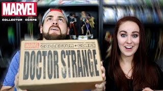 Marvel Collector Corps - Doctor Strange Unboxing