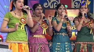 Padutha Theeyaga - పాడుతా తీయగా - 18th August 2014