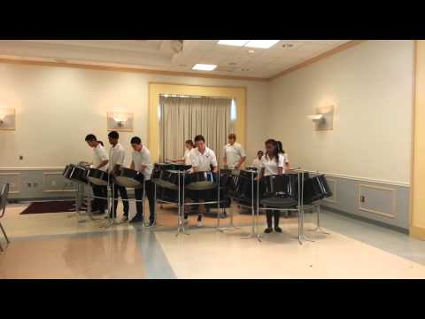 Great Mills High School Steel Drums