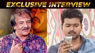Vijay sir shooting la evalo phones avoid pannirukom – PRO Diamond Babu Opens Up