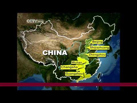 China Completes World's Longest Highspeed Rail