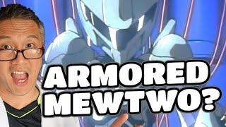 SHINY LATIOS & ARMORED MEWTWO?
