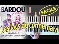 Les Lacs Du Connemara KIDS UNITED Tutorial Piano Facile Avec Partition mp3