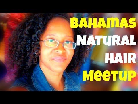 Vlog #5 - A Natural Hair Affair at Happy Hair Boutique - Nassau Naturalistas