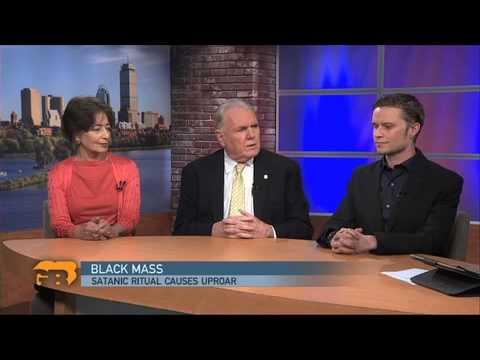 Greater Boston Video: Satanic Ritual Causes Uproar