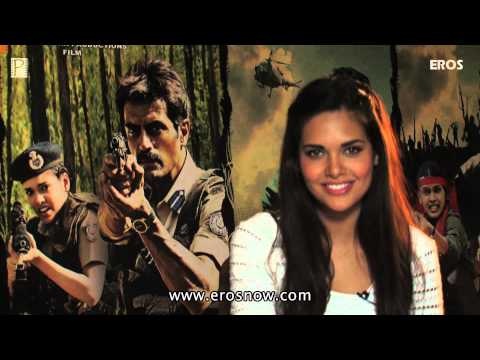 Esha Gupta - Book Tickets For Chakravyuh