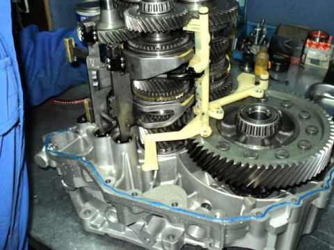 Dsg Transmission Rebuild Youtube