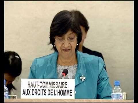 MAGNUMMAXIM:  LIBYA, MIDDLE EAST - END HUMAN RIGHTS VIOLATIONS - UN's NAVI PILLAY