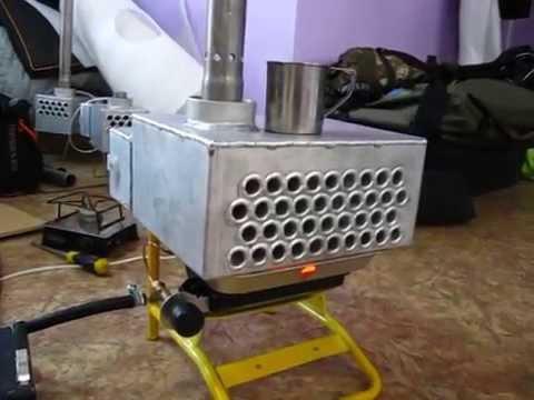 омский теплообменник для рыбалки купить