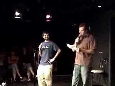 Google Results with Rob Huebel and Aziz Ansari Video