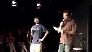 Google Results with Rob Huebel and Aziz Ansari