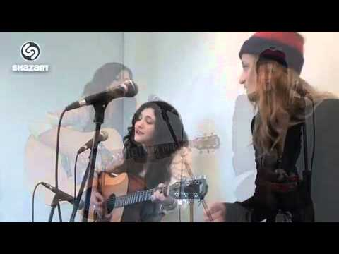 Alex Winston - Locomotive (Live Acoustic Shazam Session)