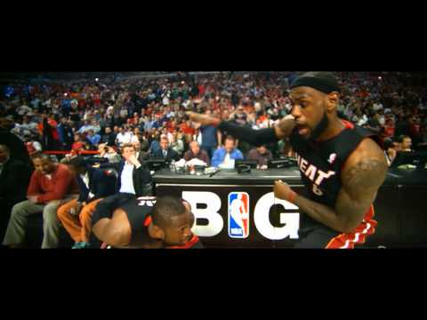 Miami Heat 2012 Finals Tribute: Ace Hood - Elite Freestyle (Over Future's Samn Damn Time)