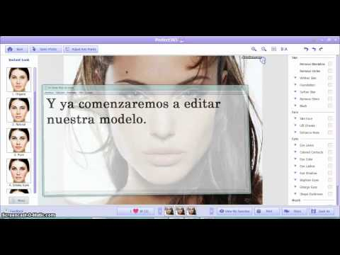Cómo utilizar Perfect365 [Tutorial] - HD