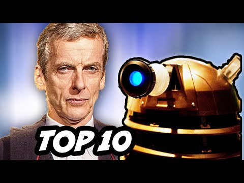 Doctor Who Series 8 - Top 10 Daleks