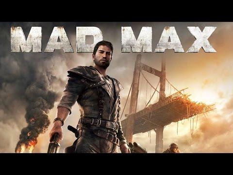 Mad Max - Возводит постапокалиптические тачки в абсолют (Обзор)