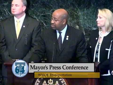 Mayor's Press Conference