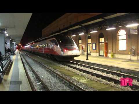 Treni serali a Lecce.