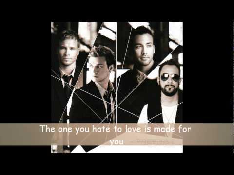 Backstreet Boys- Another Unsuspecting Sunday Afternoon with Lyrics