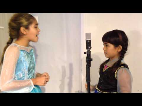 For The First Time In Forever (FROZEN) - cover by The 2 Sisters