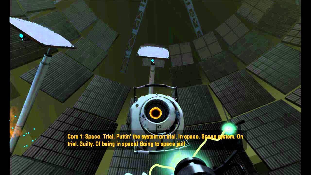 Portal 2 - Pers... Glados Human