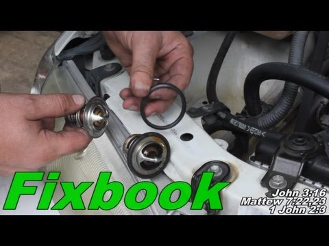Watch together with T10356290 Like see together with Toyota Camry Engine Diagram Water Pump also Expansion Valve Location 66370 further Watch. on toyota camry thermostat location