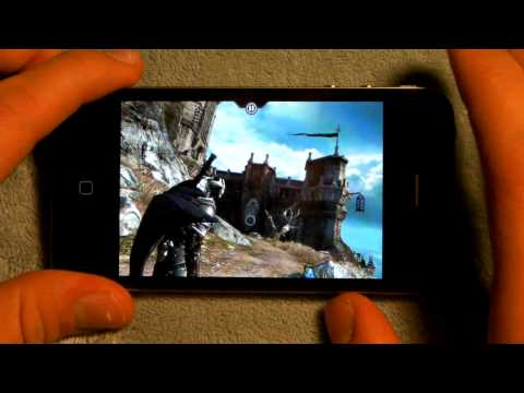 Infinity Blade Stunning Game On Unreal Engine 3 Review