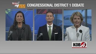 New Mexico's Congressional Debate