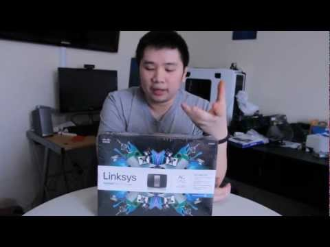 Linksys EA6500 Wireless AC Router Unboxing and Overview