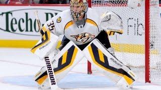 Highlights of Pekka Rinne #35