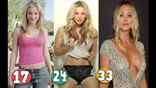 Kaley Cuoco ♕ Transformation From 05 To 33 Years OLD