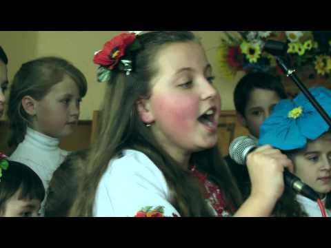 Україні (пісні дітей про Україну) Ukraine (songs).Скалат.